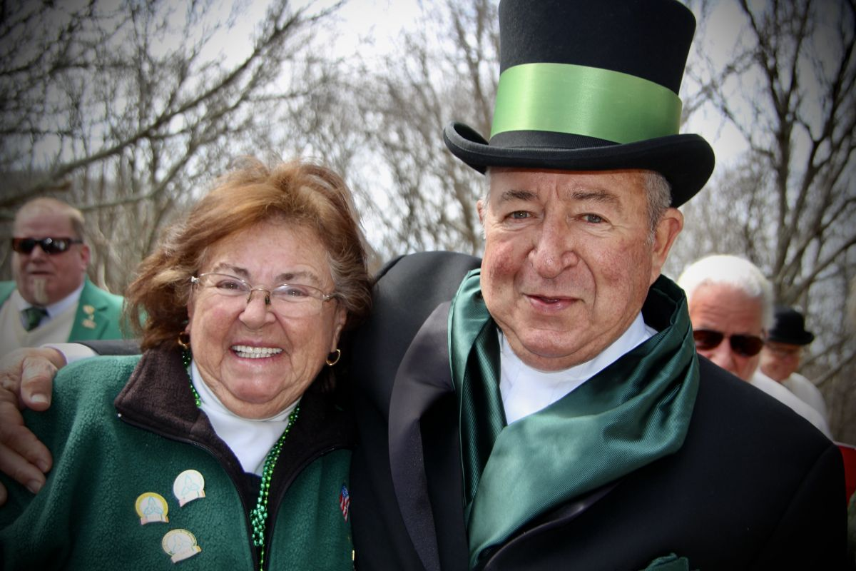 St. Patrick's Day Parade 2021 Cancelled.